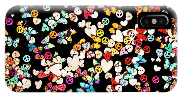 Harmony iPhone Case - Woodstock Decorated by Jorgo Photography - Wall Art Gallery