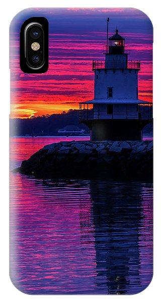 Wow Sunrise IPhone Case