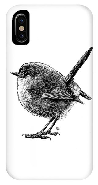 Wren IPhone Case