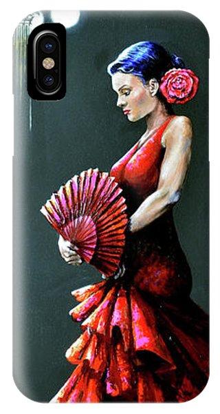 Ybor Beauty IPhone Case