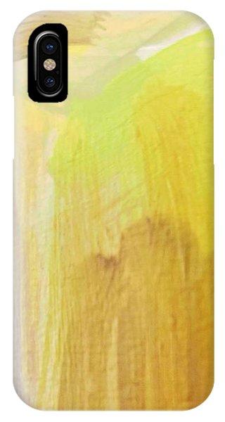 Yellow #3 IPhone Case