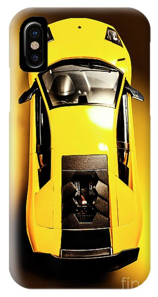 iPhone Case - Yellow And Black by Jorgo Photography - Wall Art Gallery