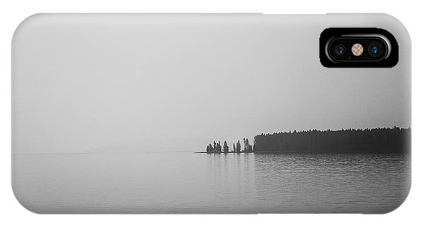 Quiet Moment IPhone Case