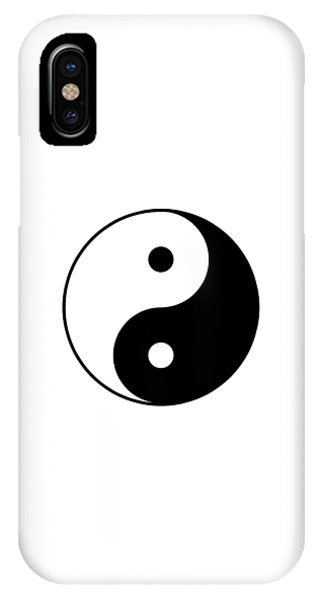 Yin And Yang IPhone Case