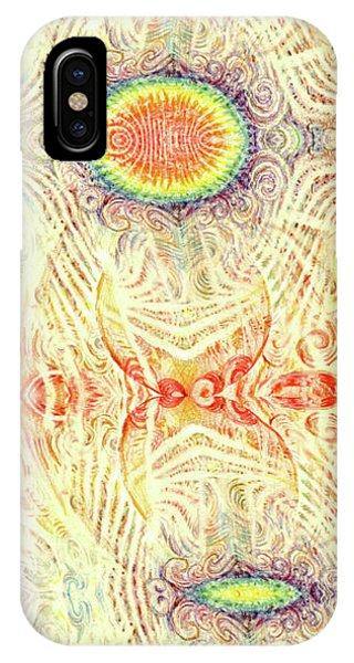 Yonic Rainbow IPhone Case