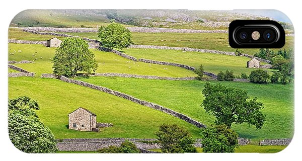 Yorkshire Dales IPhone Case