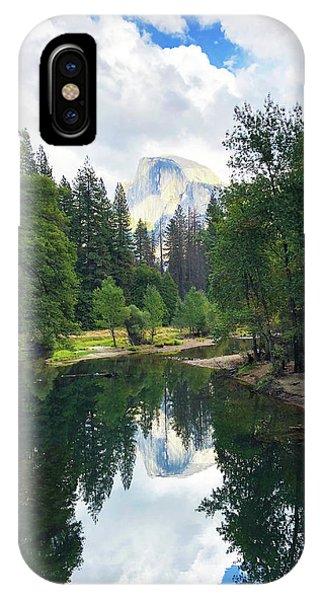 Yosemite Classical View IPhone Case