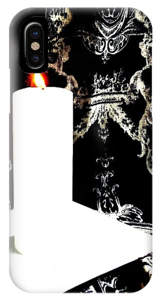 IPhone Case featuring the photograph You  Light  Up  My  Life  by VIVA Anderson