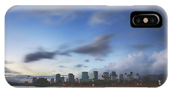 Oahu iPhone Case - You've Got That Certain Something by Laurie Search