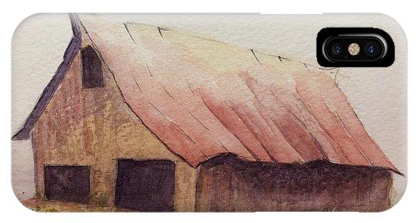 Zeke's Barn IPhone Case