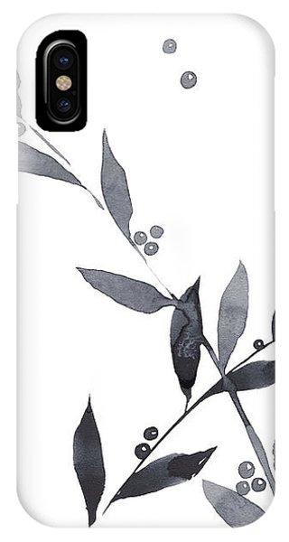 Raven iPhone Case - Zen by Soosh