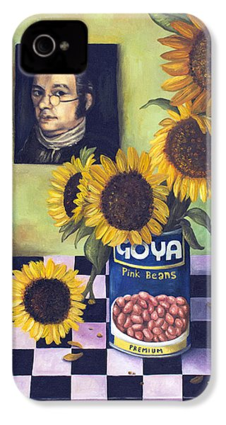 Goyas IPhone 4 Case by Leah Saulnier The Painting Maniac