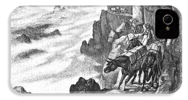 19th Century Smugglers IPhone 4 Case by Bildagentur-online/tschanz