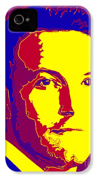 Ben Affleck IPhone 4 / 4s Case by Dalon Ryan