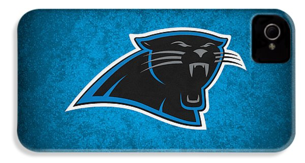 Carolina Panthers IPhone 4 / 4s Case by Joe Hamilton