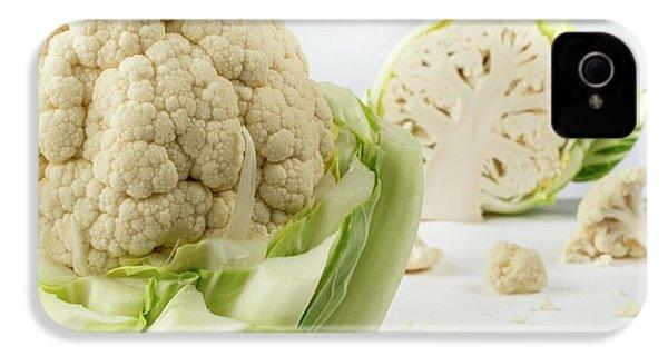 Cauliflower IPhone 4 / 4s Case by Aberration Films Ltd