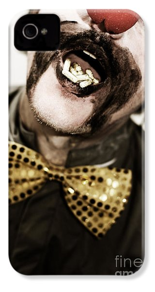 Dose Of Laughter IPhone 4 Case by Jorgo Photography - Wall Art Gallery