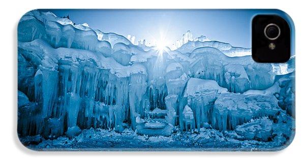 Ice Castle IPhone 4 / 4s Case by Edward Fielding