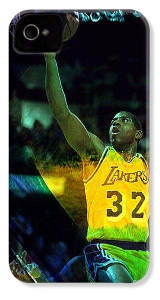 Magic Johnson IPhone 4 Case