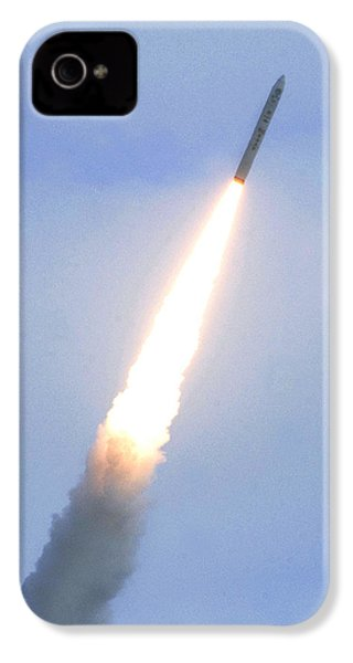 Minotaur Iv Lite Launch IPhone 4 / 4s Case by Science Source