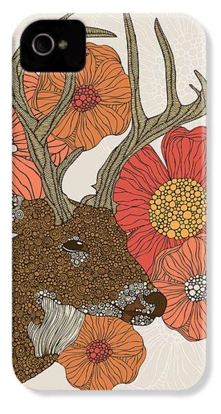 My Dear Deer IPhone 4 Case