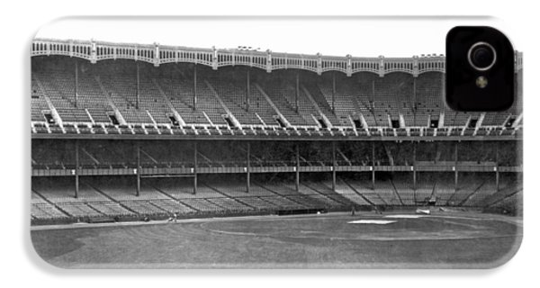 New Yankee Stadium IPhone 4 / 4s Case by Underwood Archives