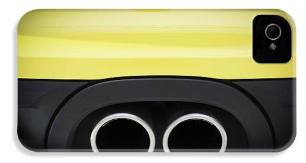 Porsche Cayman S IPhone 4 / 4s Case by Sebastian Musial