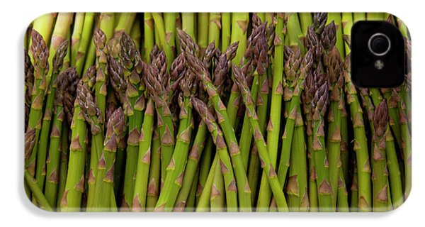 Scotts Asparagus Farm, Marlborough IPhone 4 / 4s Case by Douglas Peebles