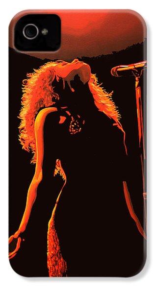 Shakira IPhone 4 / 4s Case by Paul Meijering