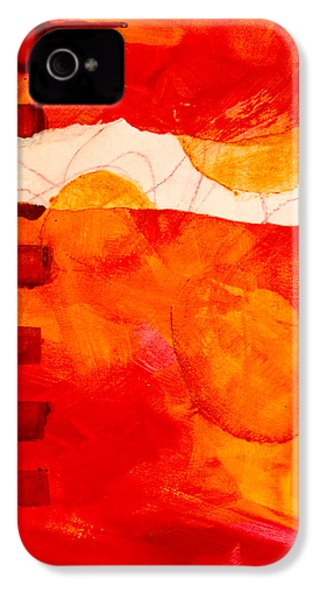Sunrise IPhone 4 Case by Nancy Merkle