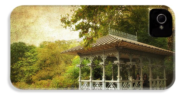 The Ladies Pavilion IPhone 4 Case by Jessica Jenney