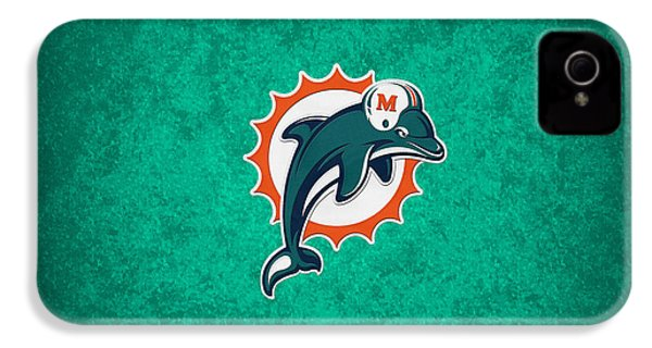 Miami Dolphins IPhone 4 Case