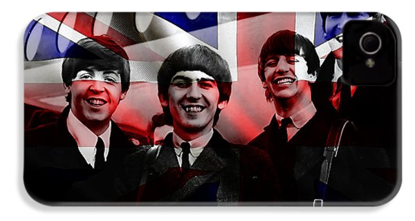 The Beatles IPhone 4 / 4s Case by Marvin Blaine