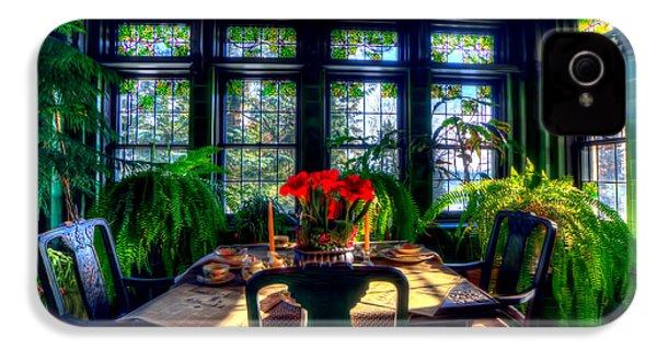 Glensheen Mansion Duluth IPhone 4 Case by Amanda Stadther