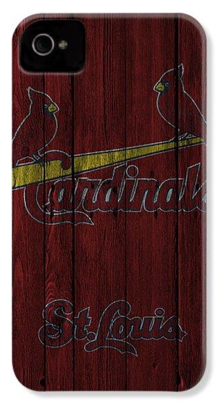 St Louis Cardinals IPhone 4 Case