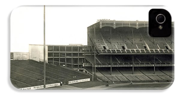 1923 Yankee Stadium IPhone 4 Case by Underwood Archives