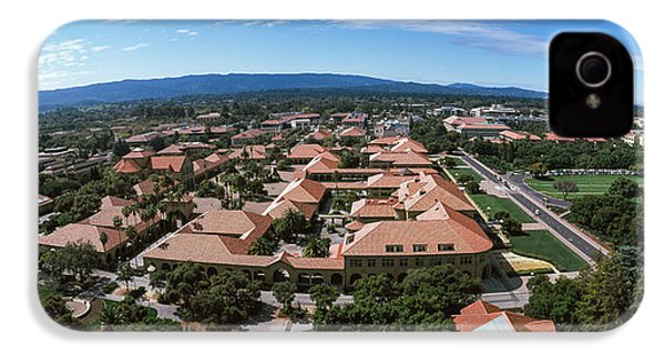 Aerial View Of Stanford University IPhone 4 Case