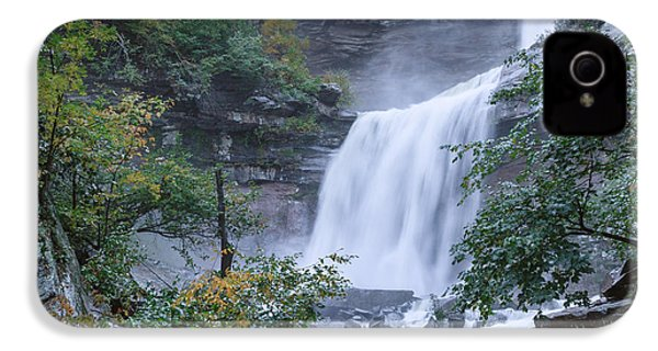 Kaaterskill Falls Square IPhone 4 Case by Bill Wakeley