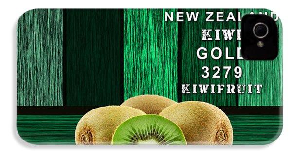 Kiwi Farm IPhone 4 Case