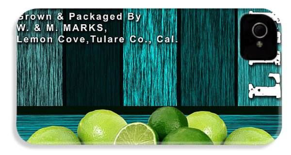 Lime Farm IPhone 4 / 4s Case by Marvin Blaine