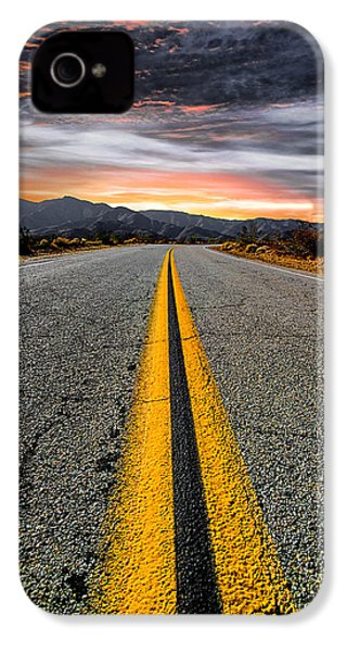 On Our Way  IPhone 4 / 4s Case by Ryan Weddle