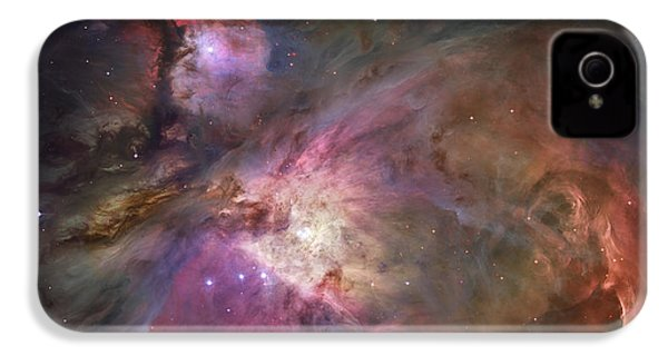 Orion Nebula IPhone 4 Case by Sebastian Musial