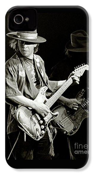 Stevie Ray Vaughan 1984 IPhone 4 Case