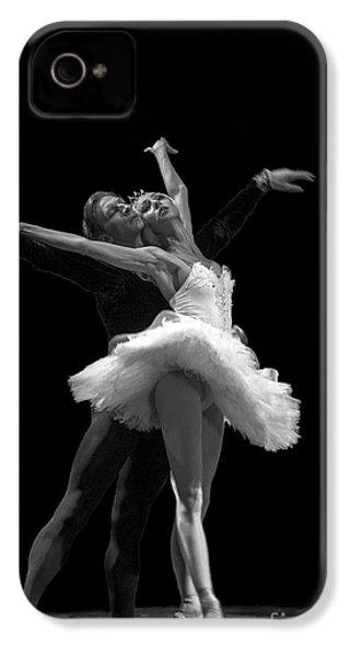Swan Lake  White Adagio  Russia 3 IPhone 4 Case