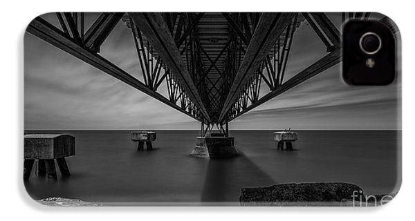 Under The Pier IPhone 4 / 4s Case by James Dean