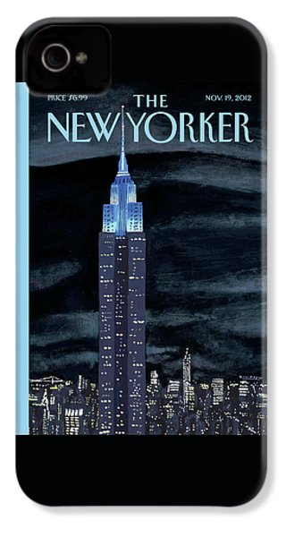 New Yorker November 19th, 2012 IPhone 4 Case