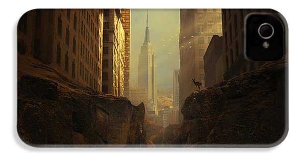 2146 IPhone 4 Case by Michal Karcz