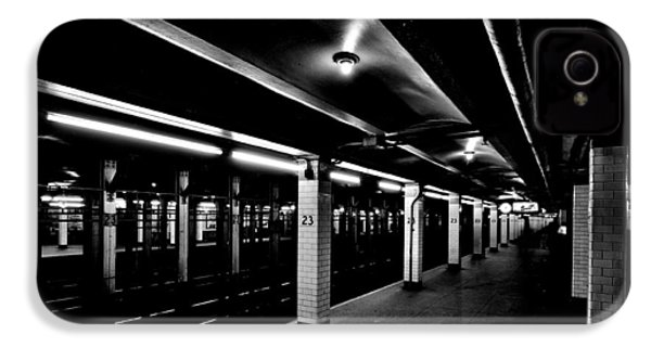 23rd Street Station IPhone 4 Case by Benjamin Yeager