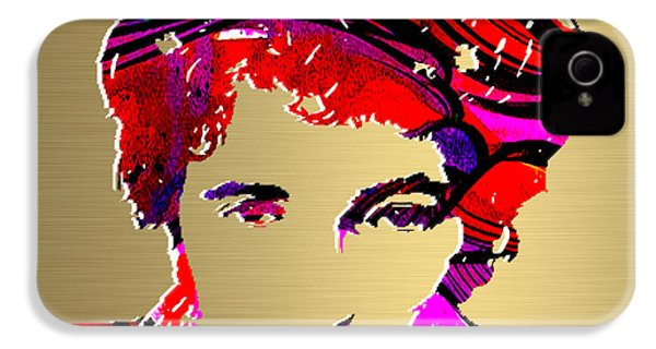 Bruce Springsteen Gold Series IPhone 4 Case