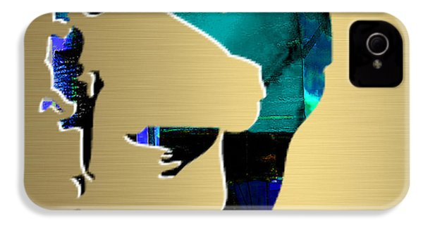 James Dean Gold Series IPhone 4 Case